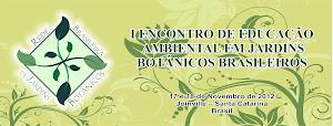 Educação Ambiental em Jardins Botânicos