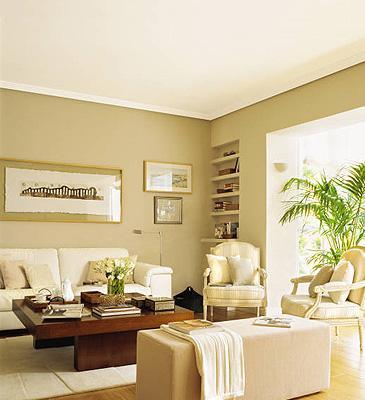 Decoracion de interiores y mas Salones iluminados y frescos con