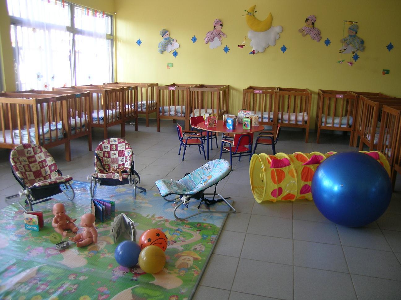 Sala cuna y jard n infantil santa ana julio 2011 for Actividades para jardin infantil