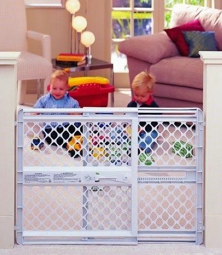 Puertas de seguridad para bebes almacen ancla cel - Puerta de seguridad para ninos ...