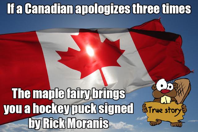 Canadaian Apology