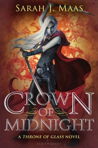 Crown of Midnight by Sarah Maas