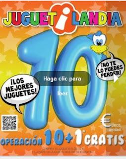 Juguetes a 10€ juguetilandia