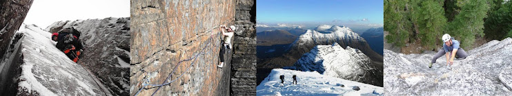 Paul James, MIC - Mountain-Expertise.co.uk - Winter and Rock Climbing Conditions
