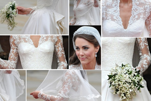 The Best Celebrity Wedding Dresses 2016 | Fashion Ideas