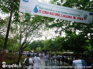 Laguna de Apoyo Volunteer