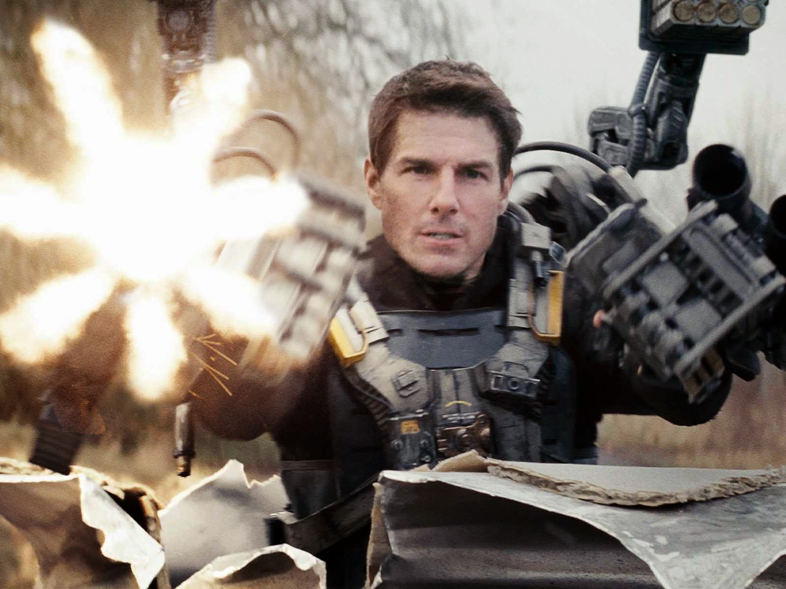 the edge of tomorrow tom cruise review rating