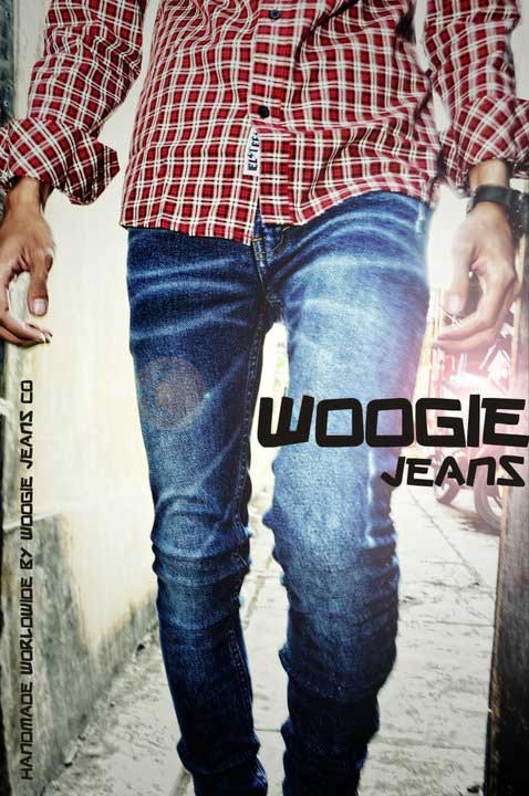 Woodie Jeans