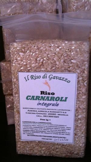 RISO CARNAROLI