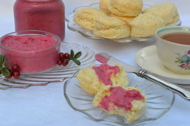 Lingonberry Curd