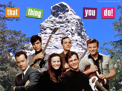 Matterhorn Hanks That Thing You Do movie Wonders Tyler Scott
