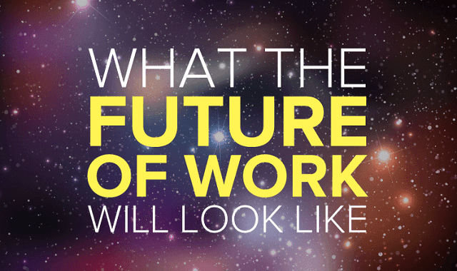 What The Future of Work Will Look Like