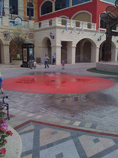 Tivoli Village Splash pad
