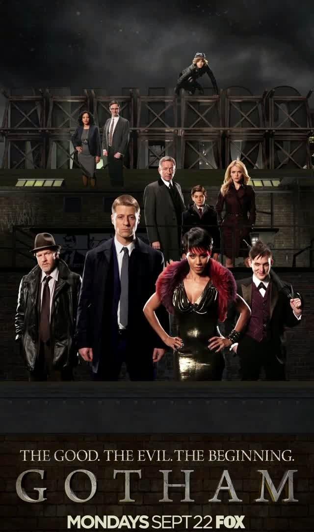 Gotham 1x04 2014 identi Gotham temporada 3 espanol