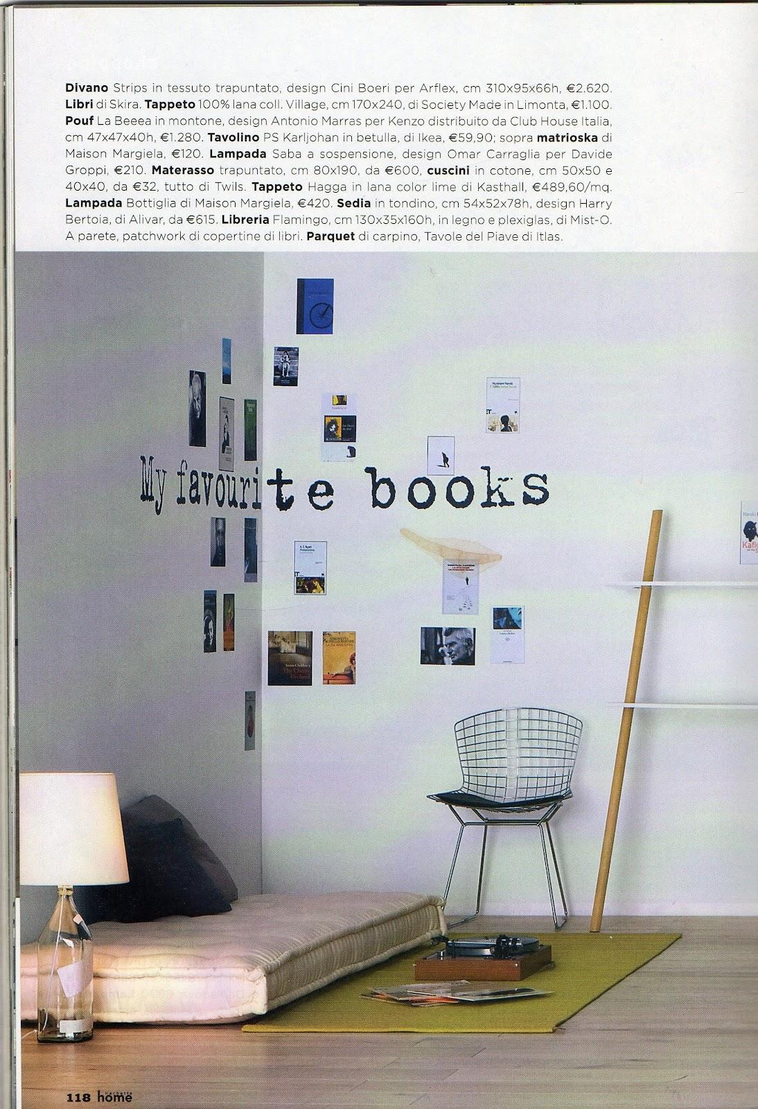 Ruggine scintille idee per decorare le pareti - Decorare pareti con scritte ...