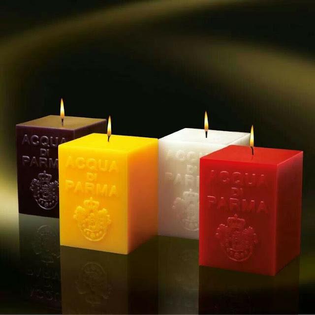 Acqua Di Parma Cube Candles