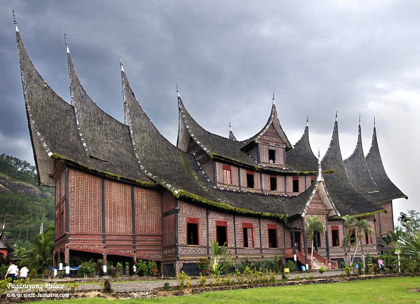 Traditional House Indonesia