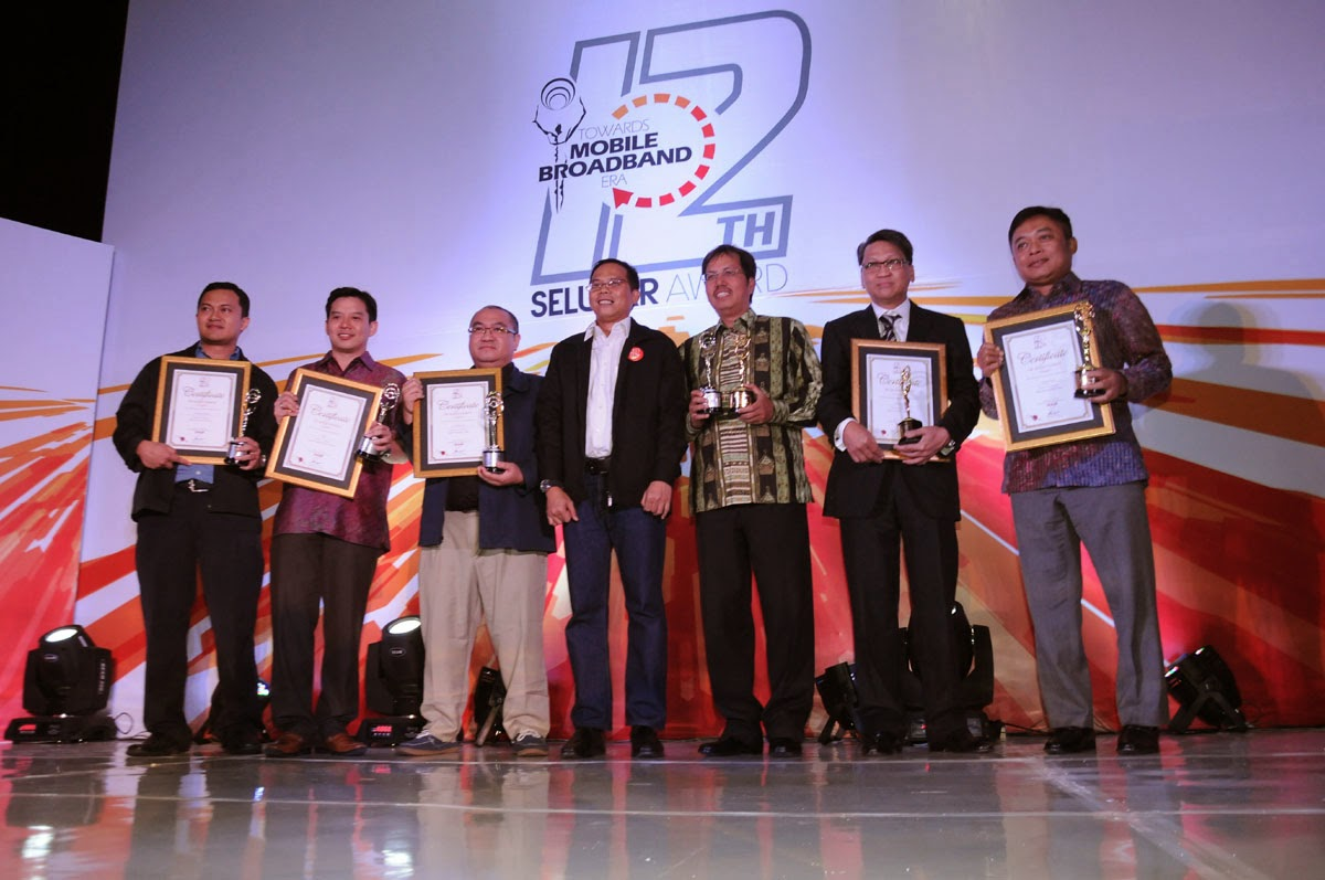 BOLT! Super 4G LTE Memenangkan Most Favorite 4G Provider