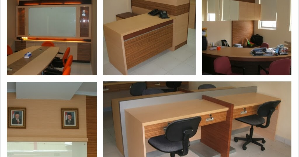 furniture interior jakarta: Furniture Interior Kantor 1