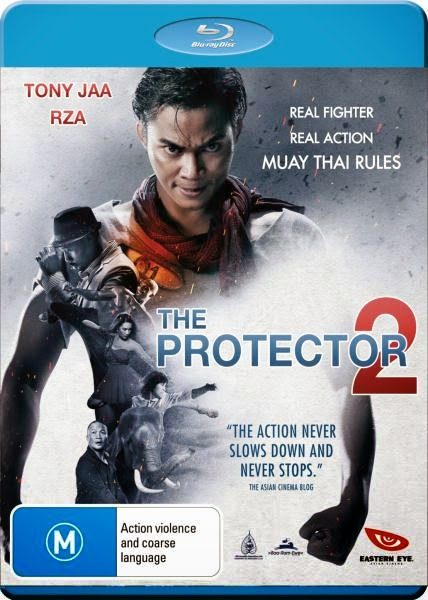 The Protector 2 (2013) BluRay 720p BRRip 550MB