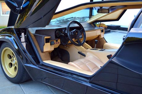 fotos lamborghini countach de autos cars. Black Bedroom Furniture Sets. Home Design Ideas