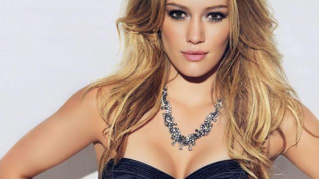 Hilary Duff Blonde Actress