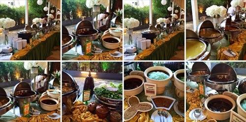 gambar menu Buffet Ramadhan Casa Ombak, Casa Ombak tempat terbaik berbuka puasa di Kuala Lumpur, tips berbuka puasa di buffet, lokasi Buffet Ramadhan Casa Ombak