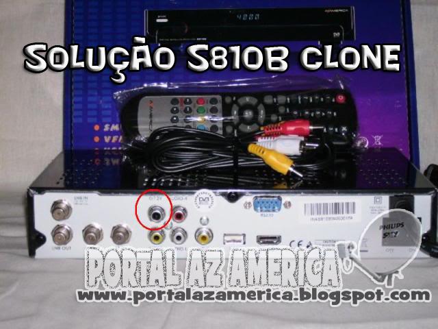 APRENDA E ATUALIZA AZ AMERICA S810B CLONE ALT2