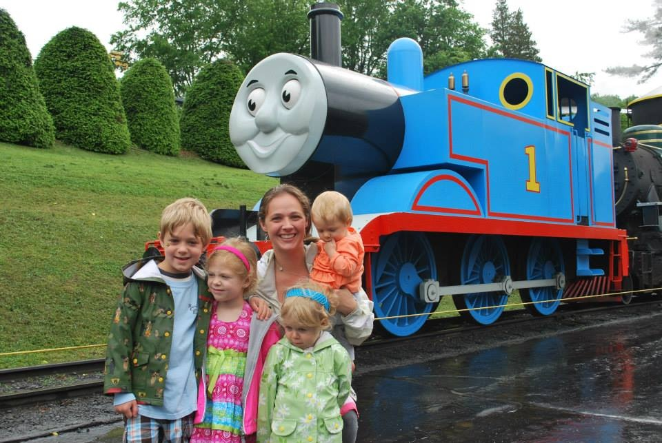 Our little life dora diego and thomas oh my in june we went for a couple of hours on a rainy friday morning to see thomas the tank engine and to meet sir topham hatt m4hsunfo