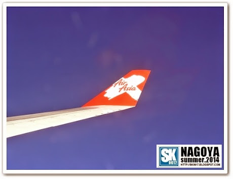 Nagoya Japan - AirAsia X
