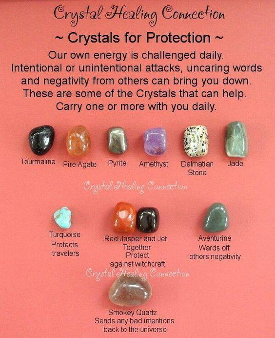 cristale vindecatoare