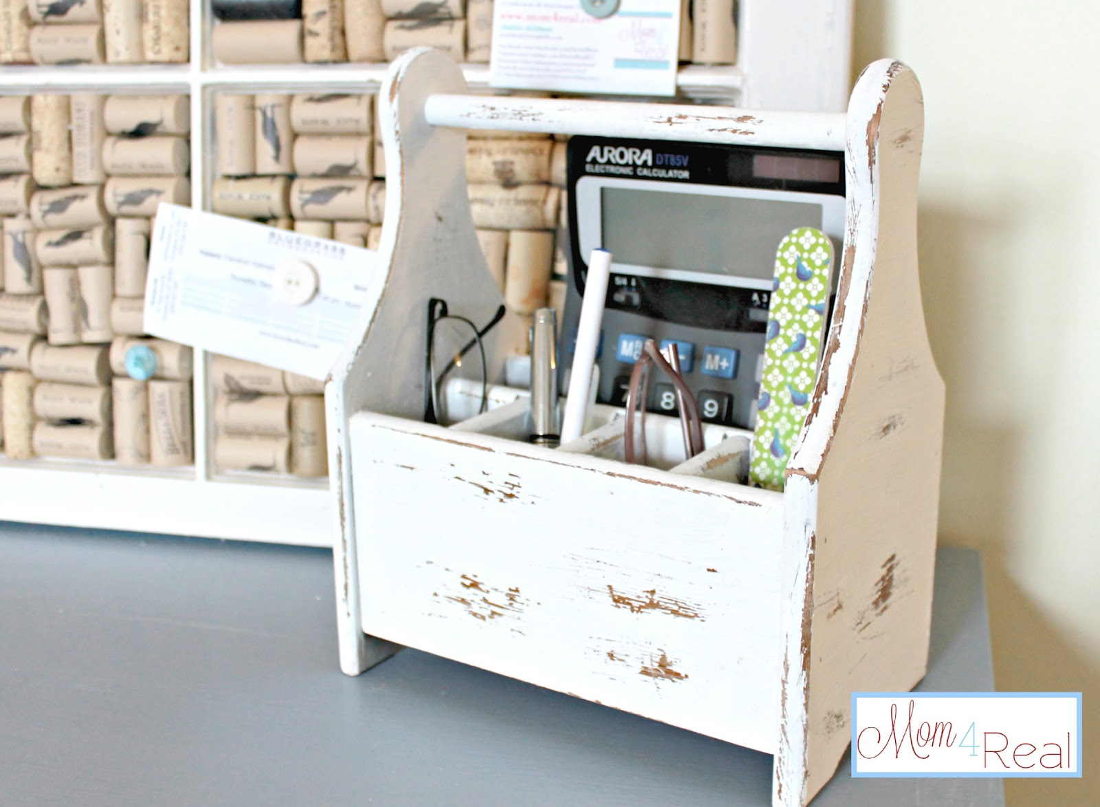 6 Fun & Unconventional Storage Solutions - Mom 4 Real