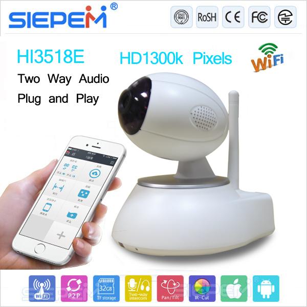 Lắp đặt Camera Thông Minh IP Wifi tại Bình Dương giá ngon