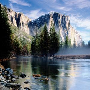 Falls,valley, sunset, mount, Yosemite Falls, Valley and Sunset,yosemite falls,yosemite national park,yosemite valley,yosemite wallpaper,yosemite sunset