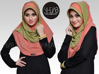 Tips Memakai Hijab Modern Model Bergo Sesuai Bentuk Wajah image