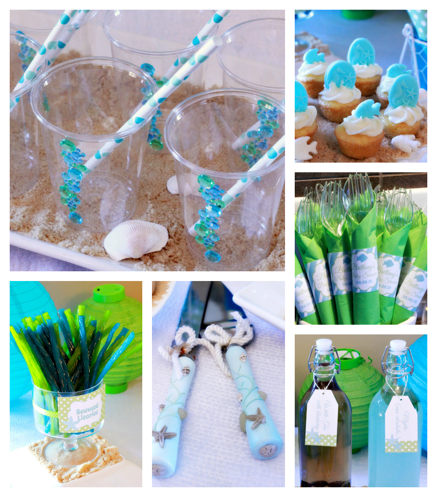 pin under the sea theme baby shower ideas on pinterest