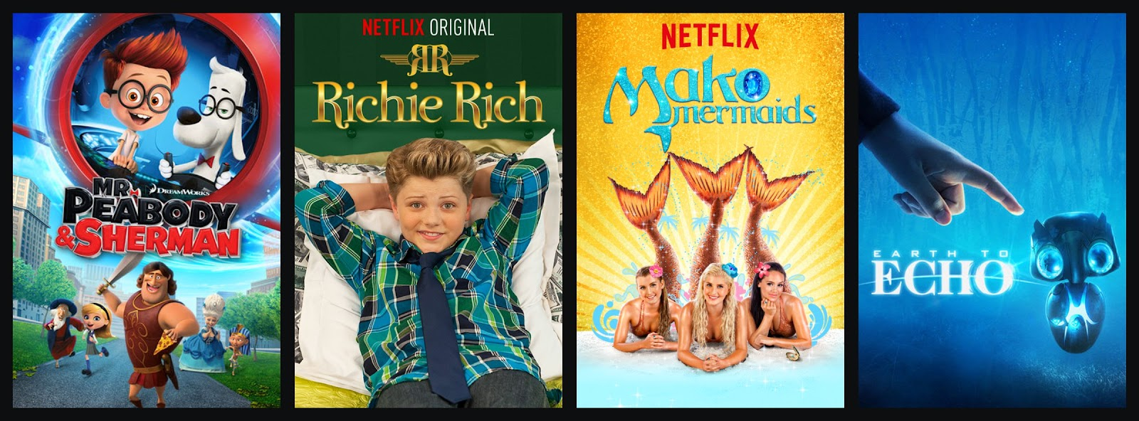 New to Netflix in February 2015