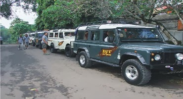 Bali Jeep Adventure Tour