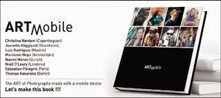ArtMobile book available through crowfunding