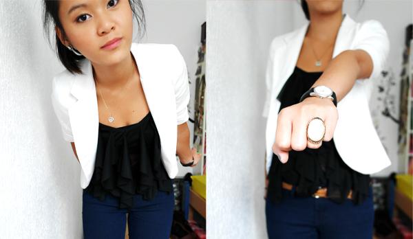 Outfit Bewerbungsgespräch