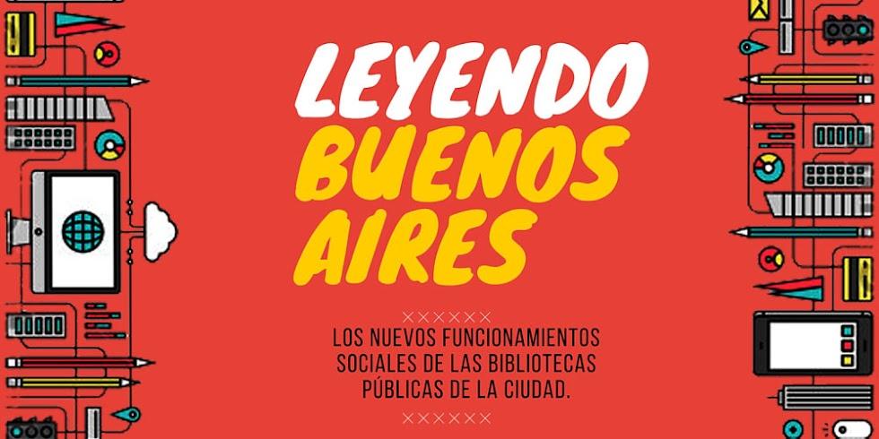 LEYENDO BUENOS AIRES
