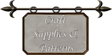 Craft Supplies & Patterns