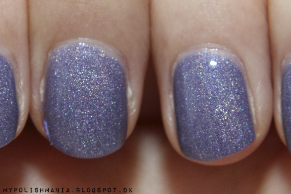Catrice 420 Dirty Berry Nail Polish