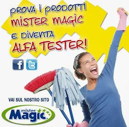diventa tester mister magic
