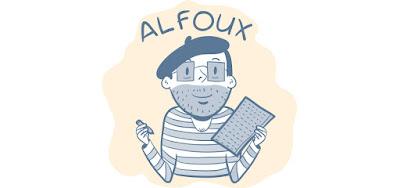 Alfoux - Prof de français blogueur