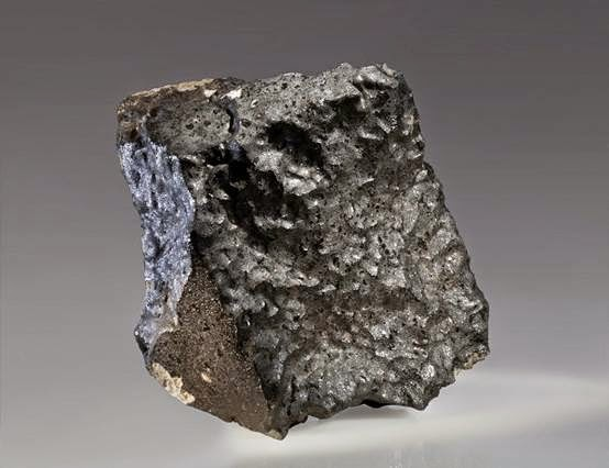 The Tissint Martian meteorite.