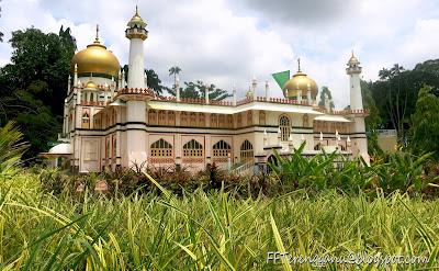 Masjid Sultan, Singapura
