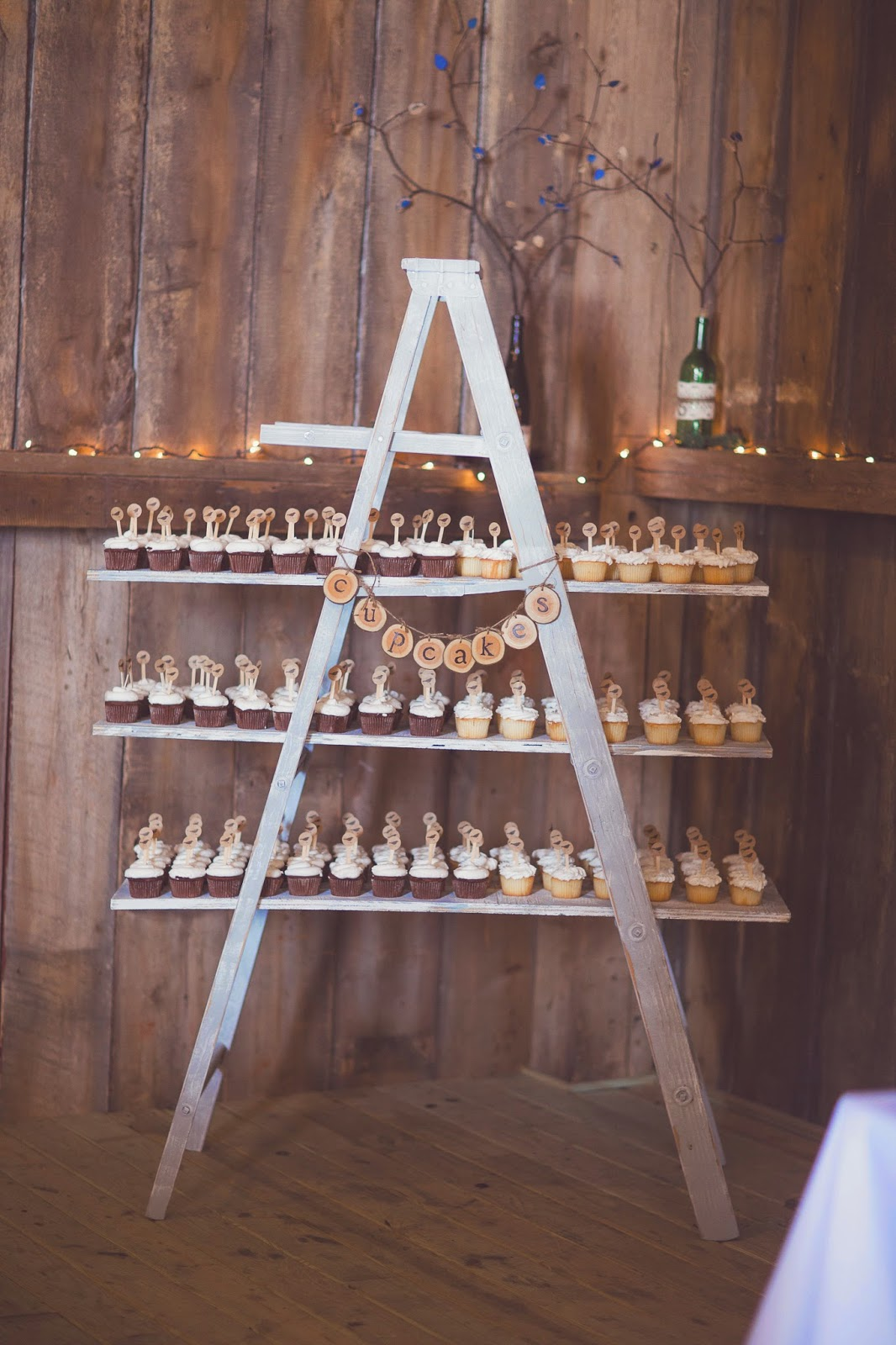 Wedding Cake Ladder