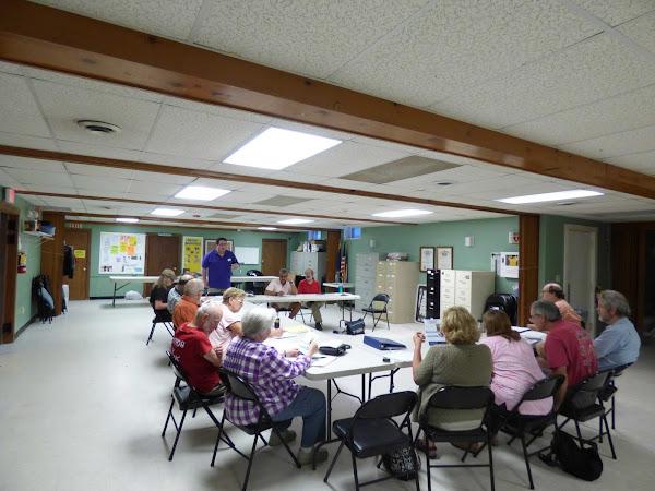 Tri Town Democrats Meeting Thursday, November 12th At 7PM Emma Ramsey Center, Milton