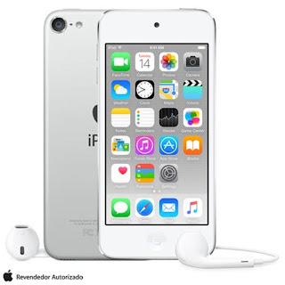 Ipod Touch Prata 16 GB